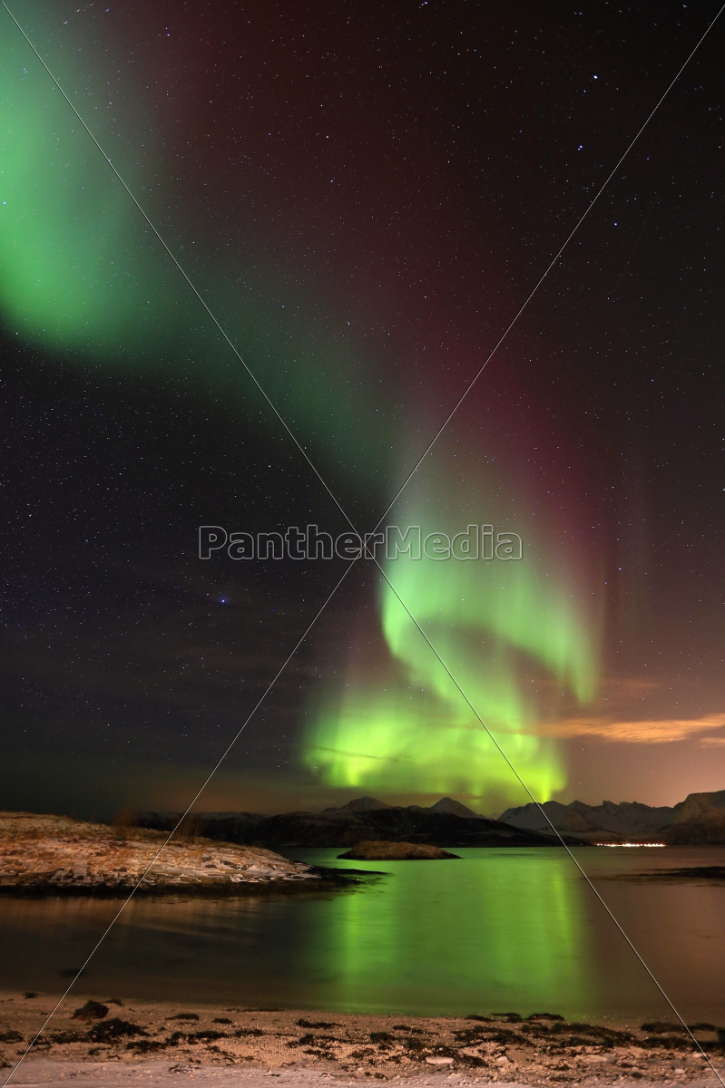 northern, lights, -, norway - 10076422