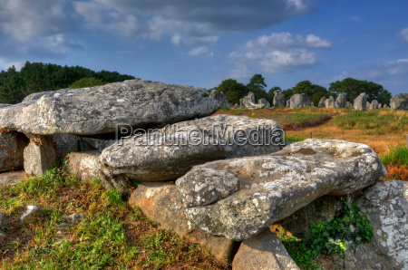 celtic tombs of carnac