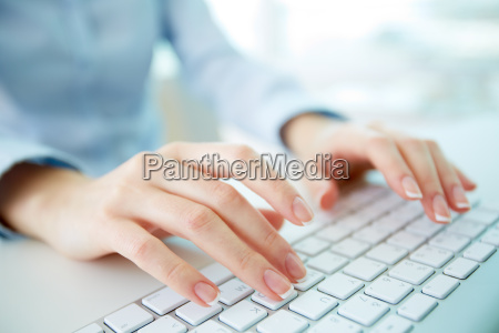 office, hand, hands, keyboard, pc, computers - 10081414