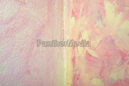 pared con textura de color rosa
