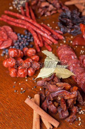 meat, and, sausages - 10098444