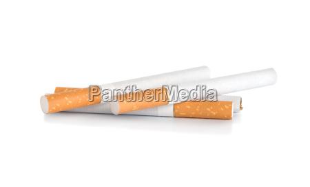 four cigarettes path