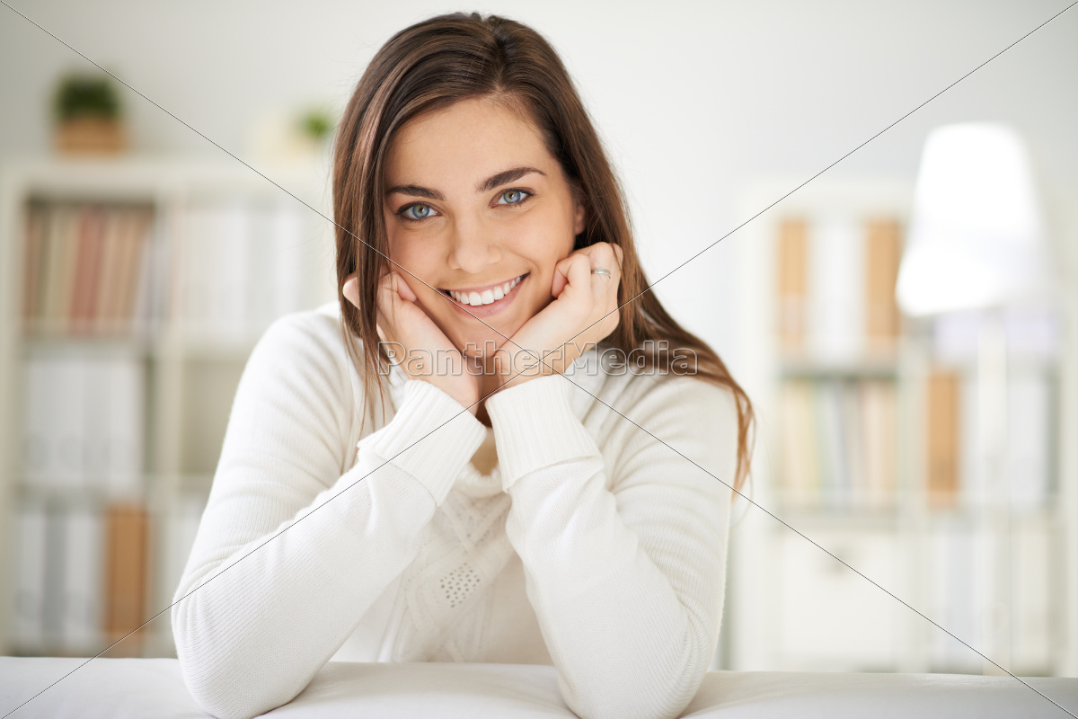 cheerful, lady - 10113073