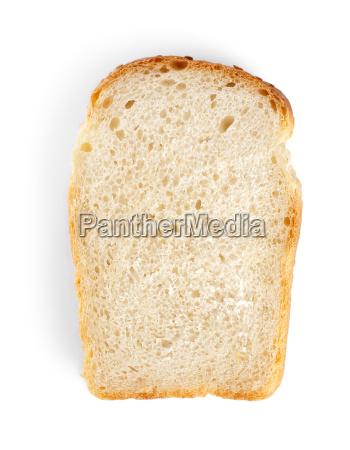 piece of white bread