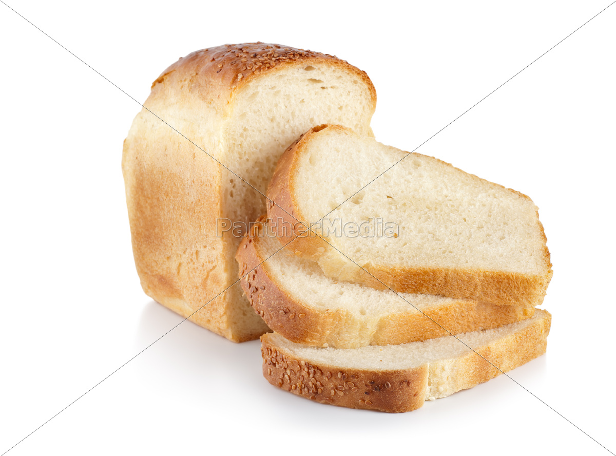 fresh, white, bread - 10115881