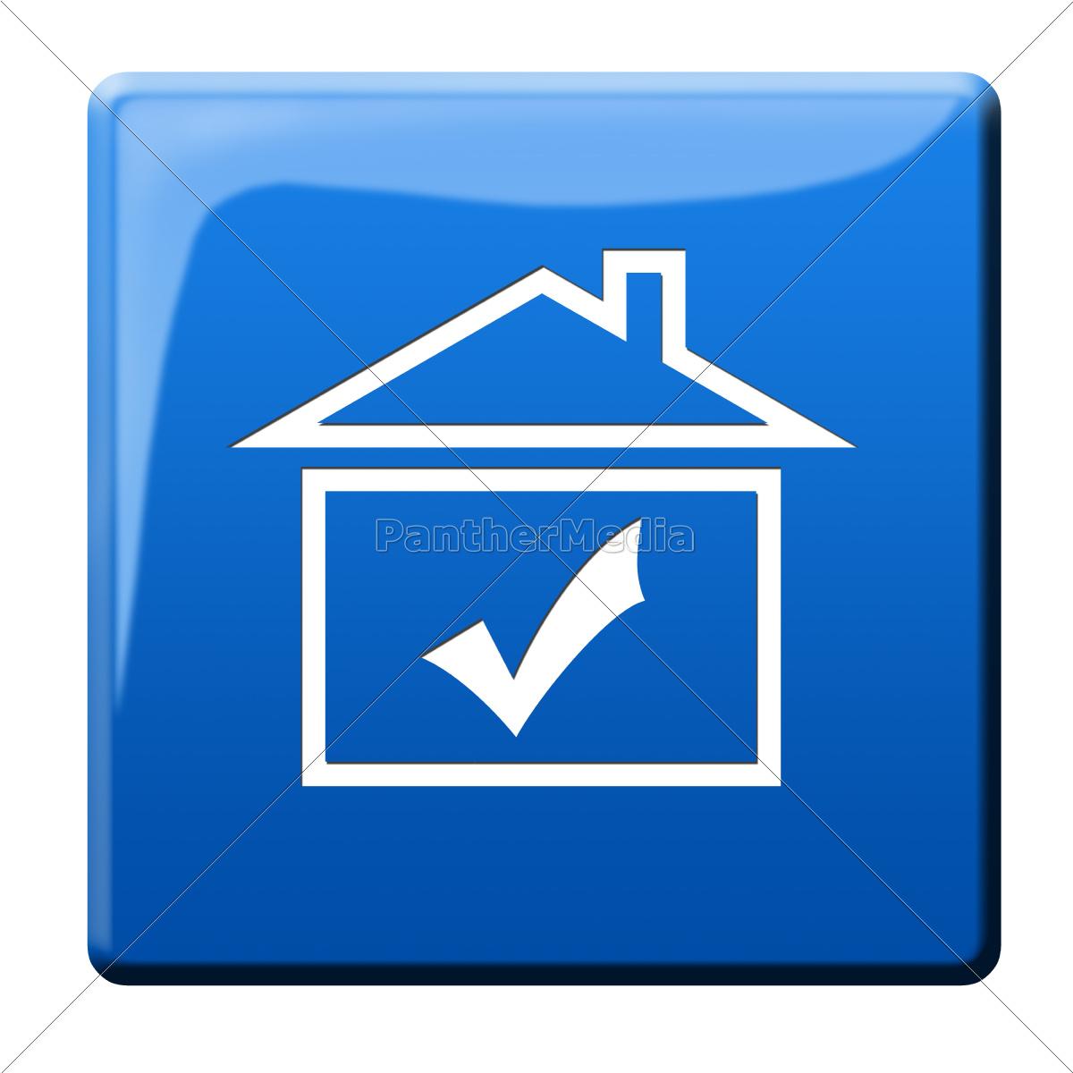 house, icon, icon - 10119441