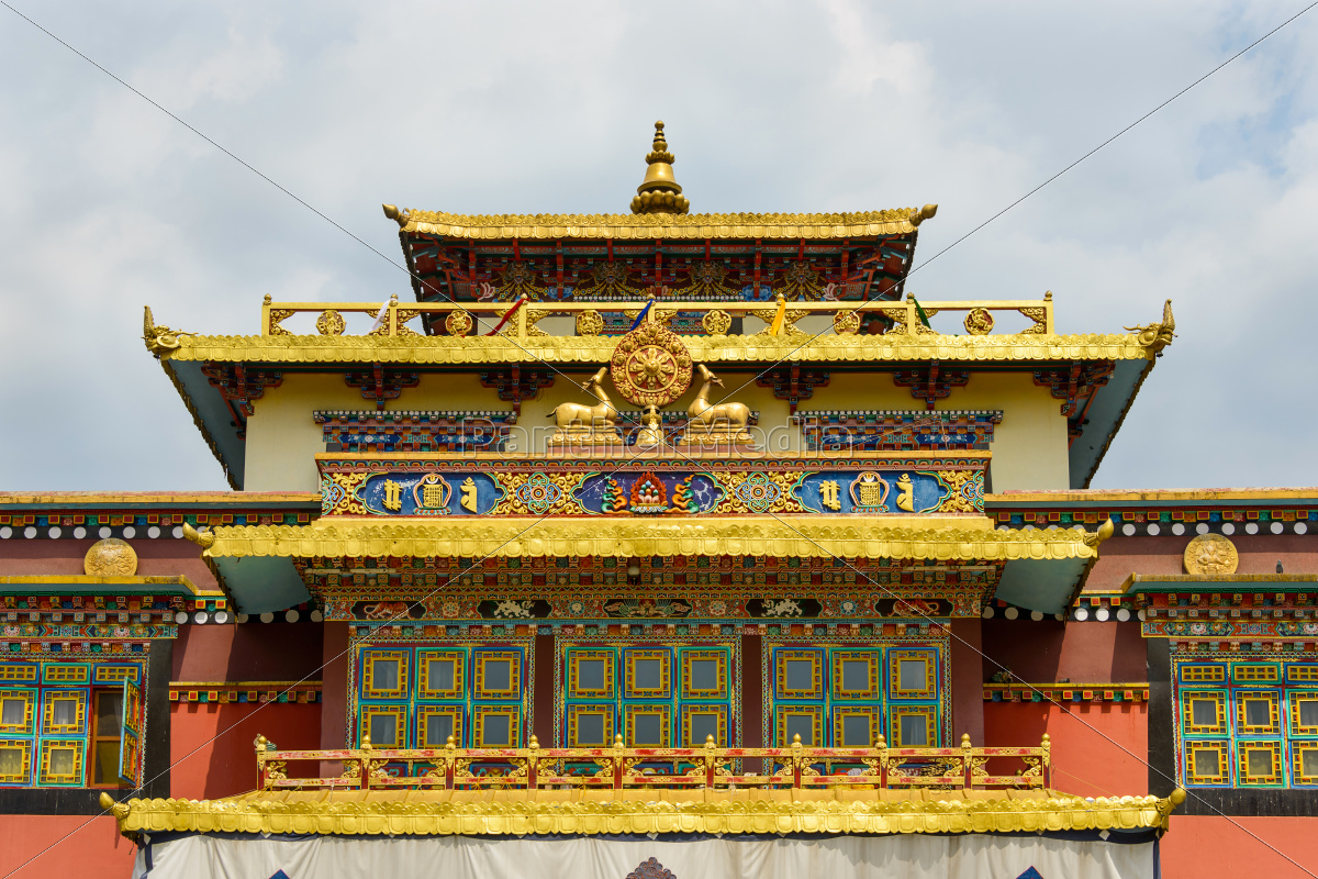 shechen, monastery, in, kathmandu - 10119495