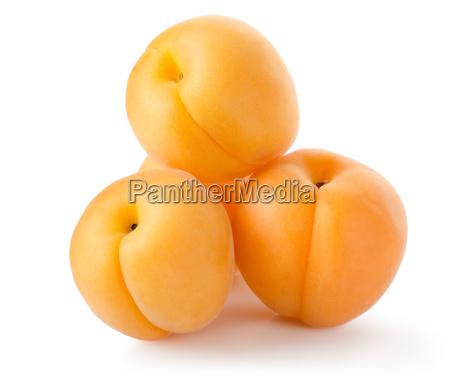 four, apricots - 10123197