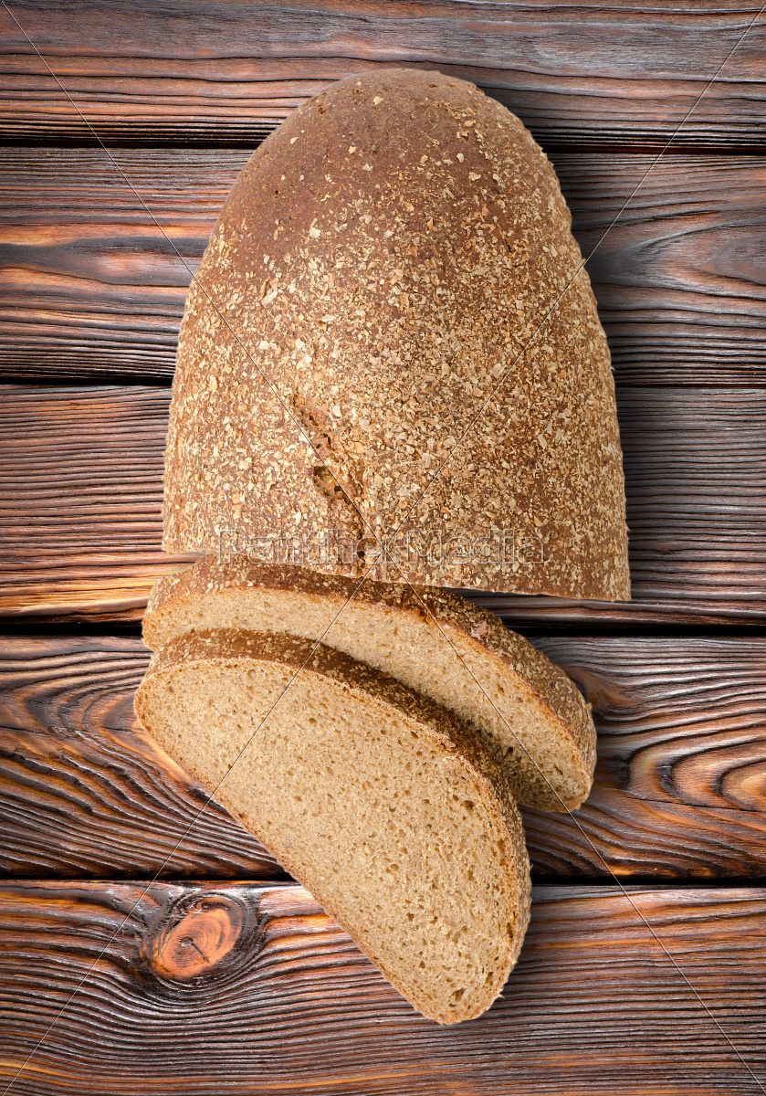 rye, bread, on, a, table - 10124781