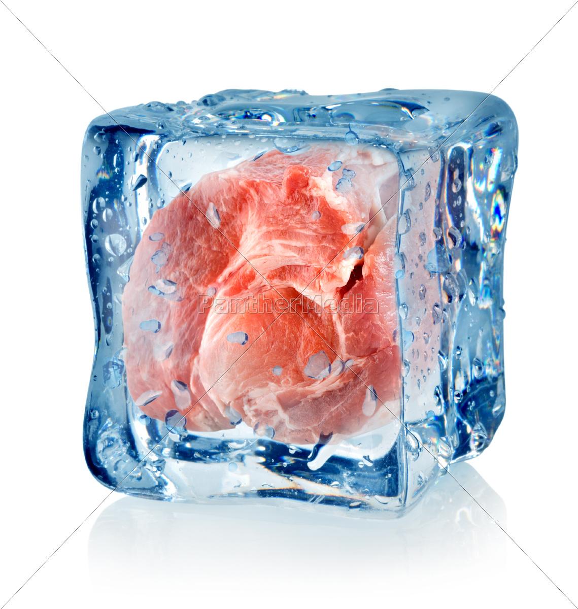 ice, cube, and, pork - 10125749