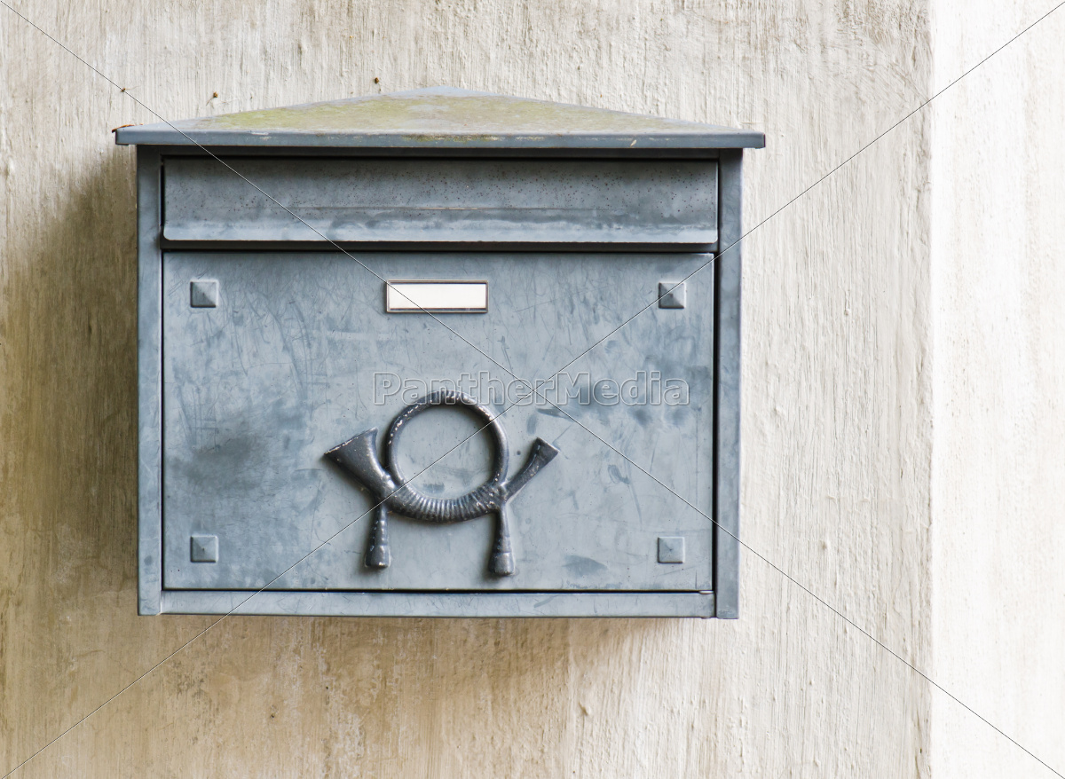 old, mailbox, on, a, building, wall, - 10138029