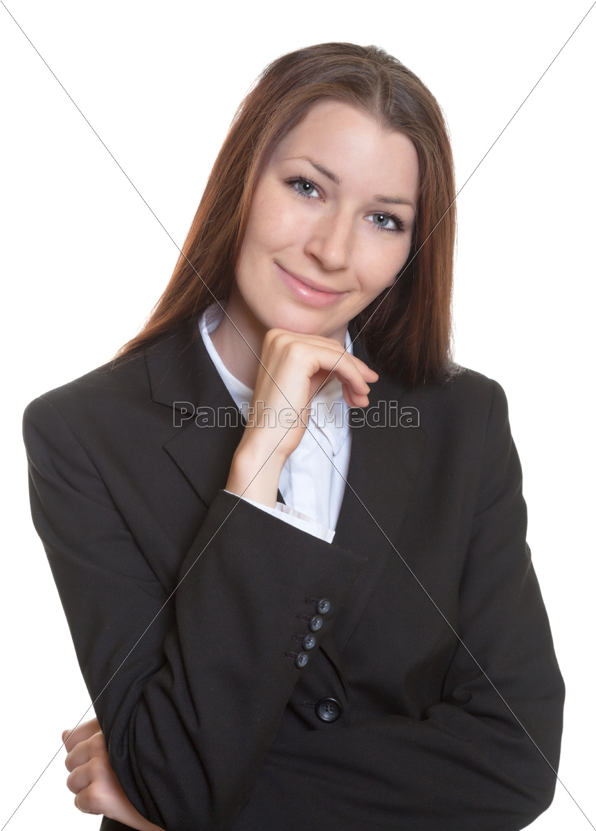 portrait, of, a, smiling, businesswoman - 10142125