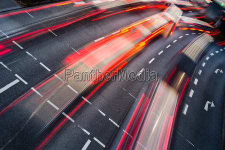 motion, blurred, city, road, traffic, - 10148007