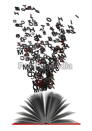 education, letters, books, cover, sheet of paper, paper - 10159159