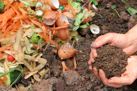 composted soil compost compost