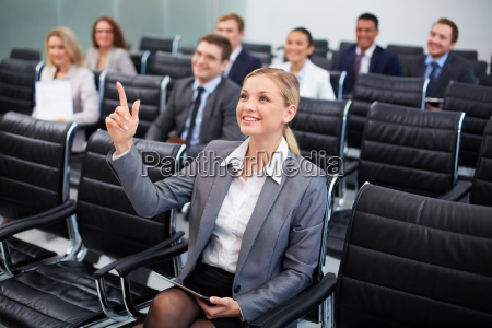 smart, businesswoman - 10183435