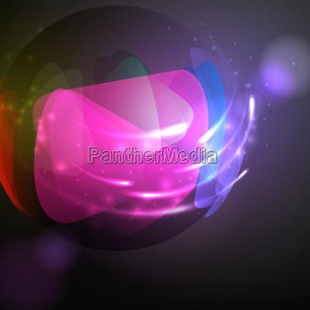sphere glass ball