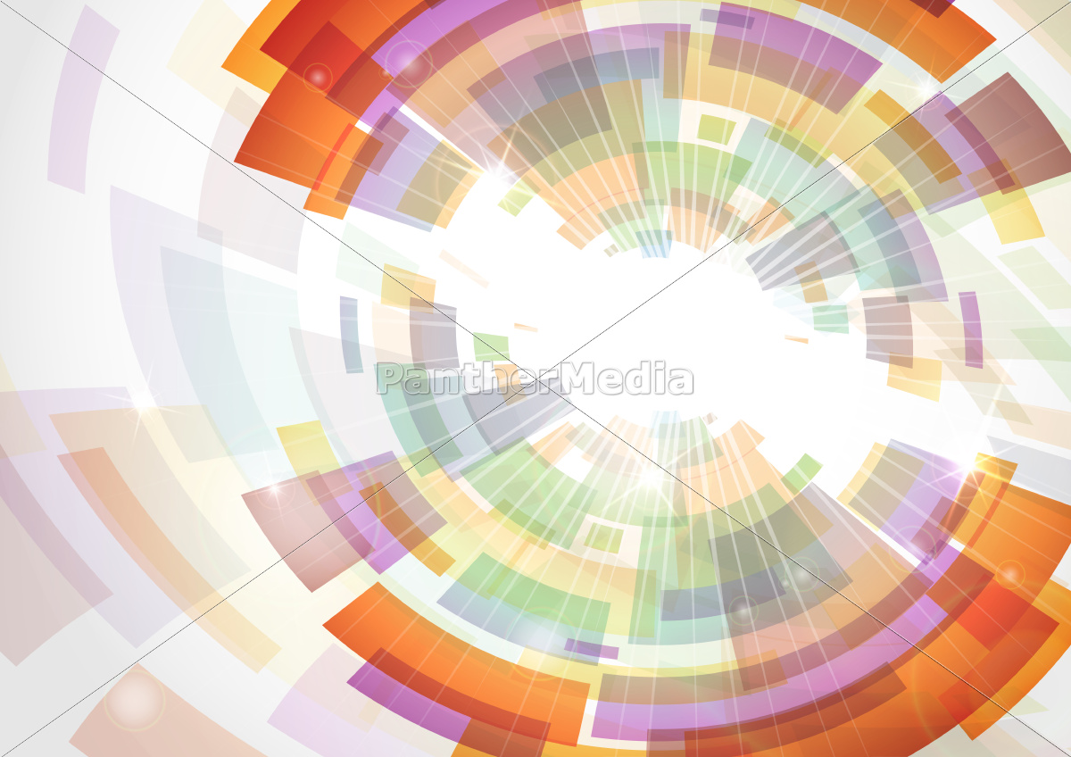 abstract, colorful, background. - 10186709