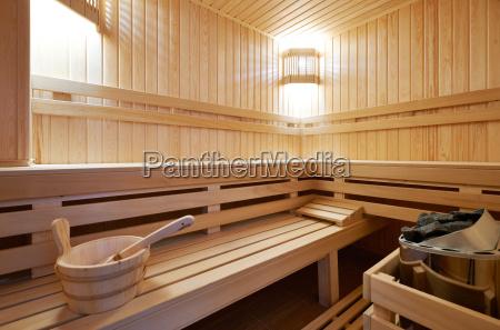 sauna, classic, wooden - 10187859