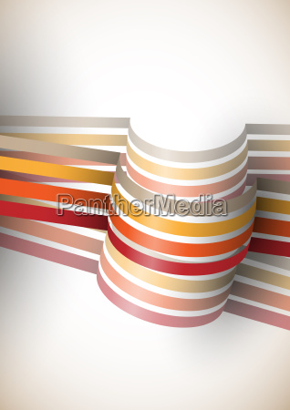 3d, abstract, background. - 10191111