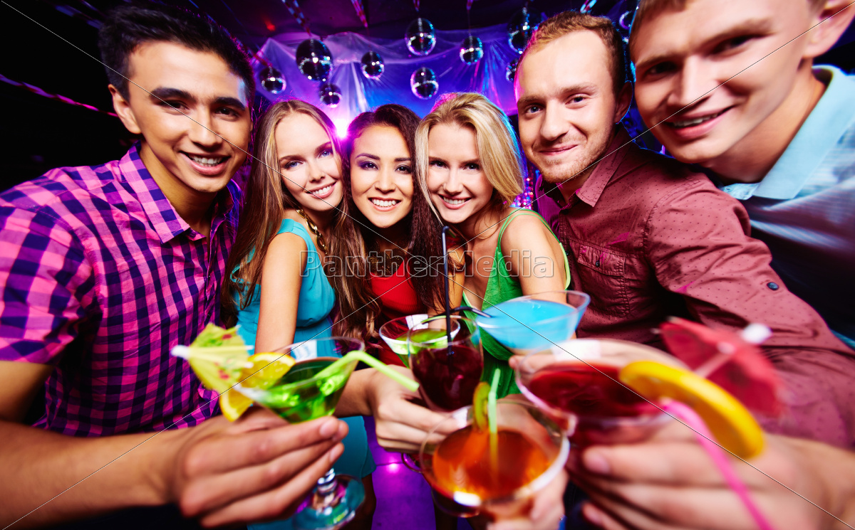 friends, with, cocktails - 10192539