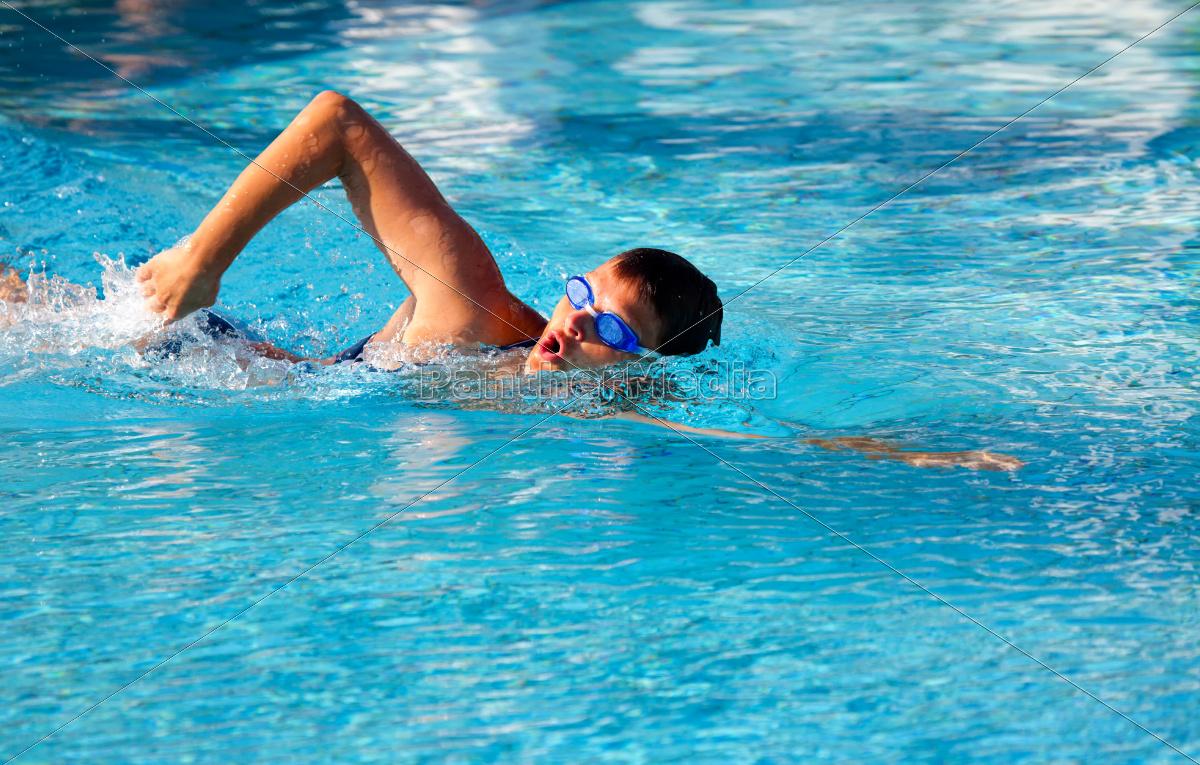 swimmer - 10194491