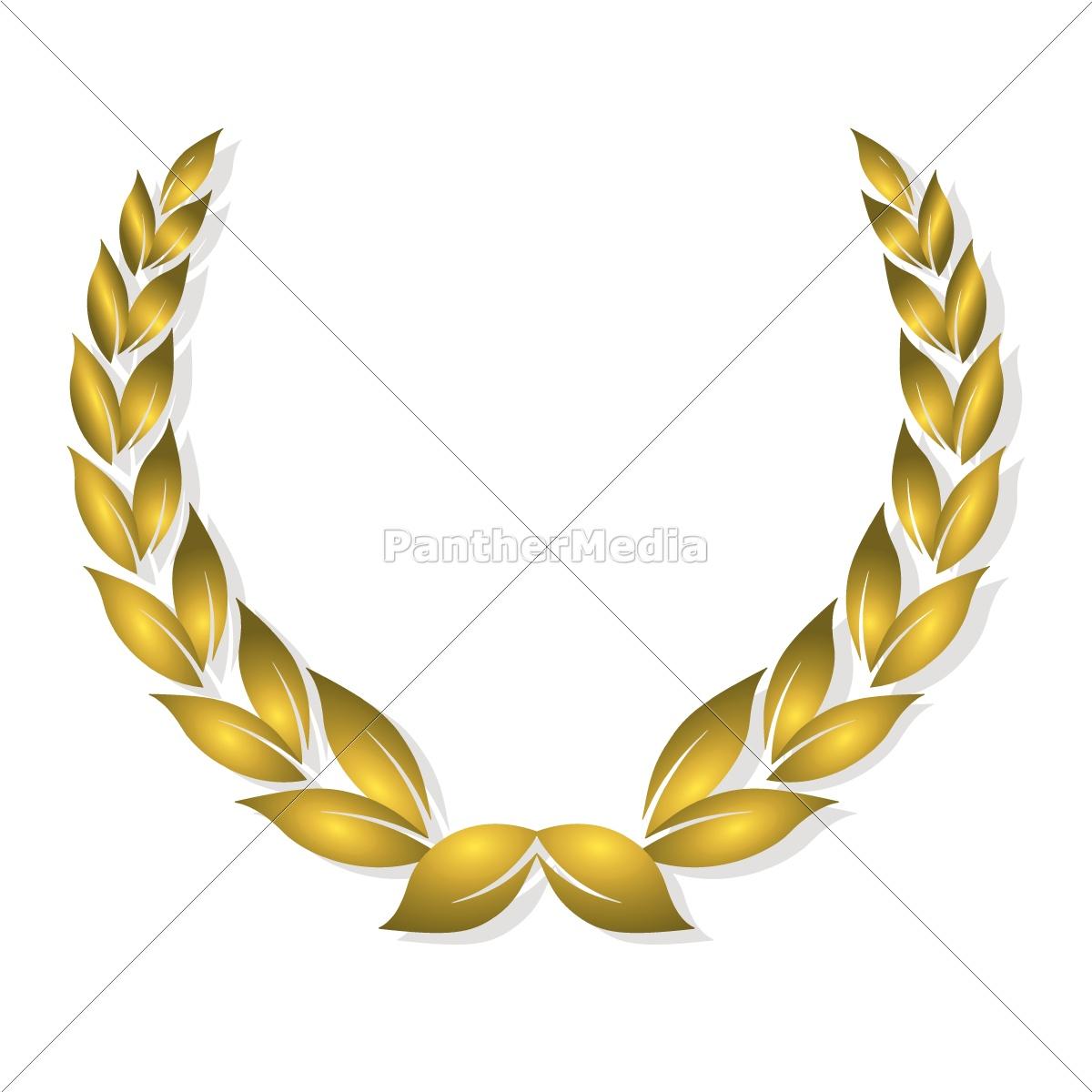 laurel, wreath - 10200553
