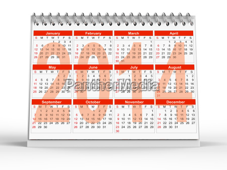 desk, date, time, time indication, day, during the day - 10201379