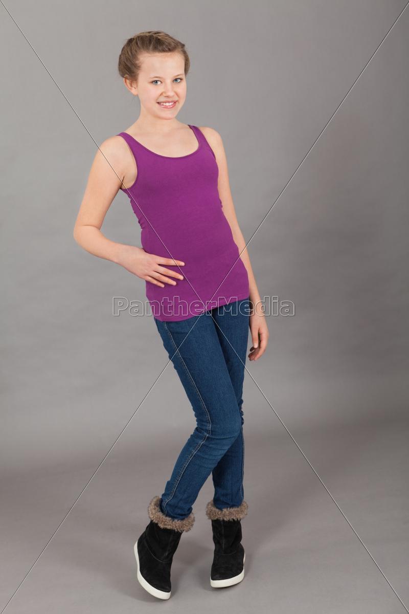 teenager, girl, happy, laughing, fun - 10211081
