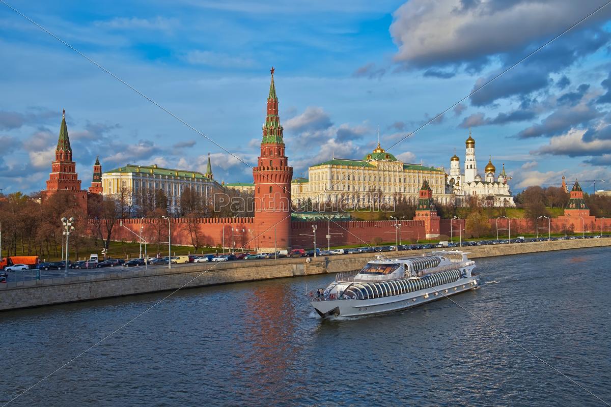 moscow, kremlin - 10218959