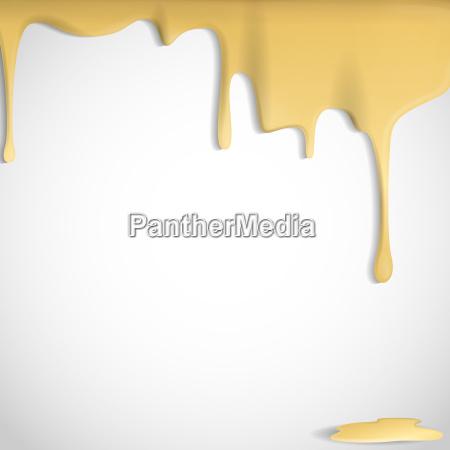 yellow cheese background