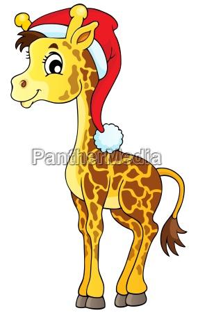 christmas, animal, theme, image, 1 - 10221423