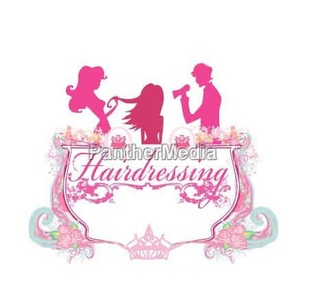 hairdressing, salon, icon - 10226979