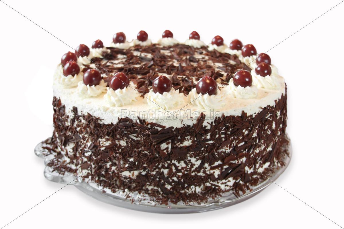 black, forest, cake - 10233867