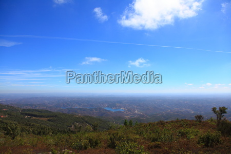 view from the top of picota