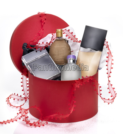 perfumerygift box