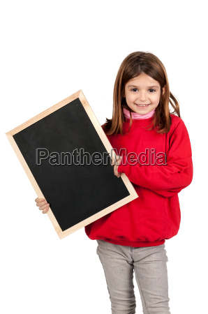 girl, with, board - 10244001