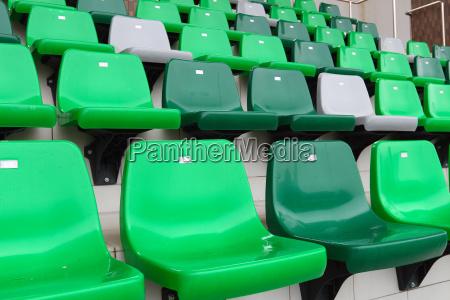 audience, seat, in, stadium - 10250081