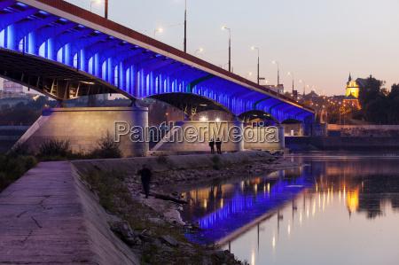 slasko-dabrowski, bridge, in, warsaw - 10263067