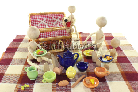picnic with family