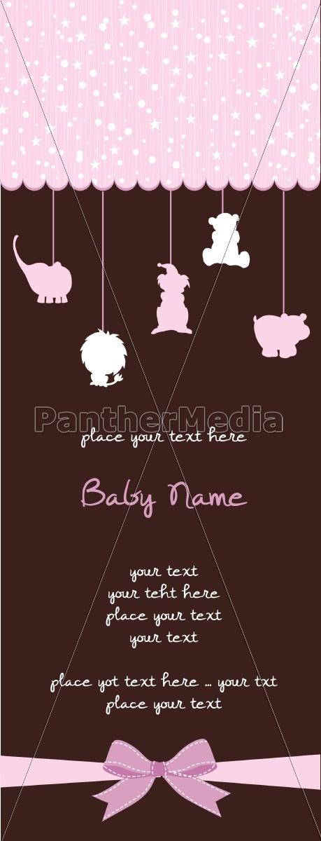 baby, shower, card - 10272547