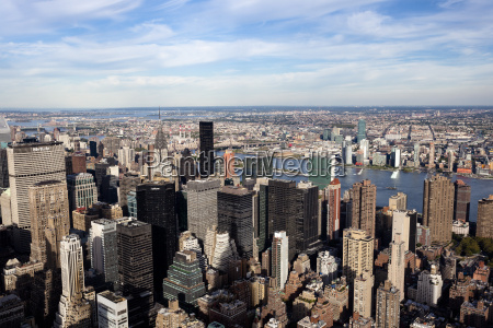view, from, the, empire, state, building - 10277049
