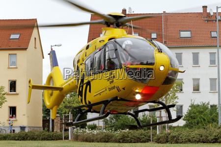 eurocopter ec 135 adac air rescue