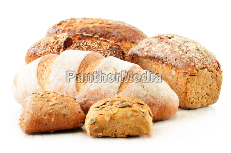 composition, with, baking, products, isolated, on - 10299683