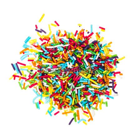 decorating, colored, sugar, jimmies - 10299033