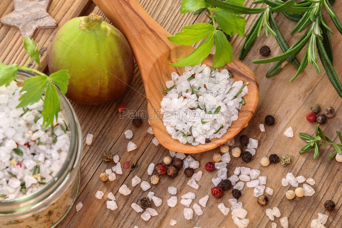 herbal, salt, spices, herb, salt - 10308935