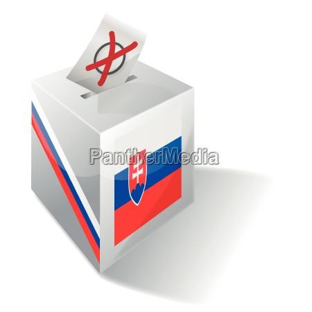 selection box slovakia