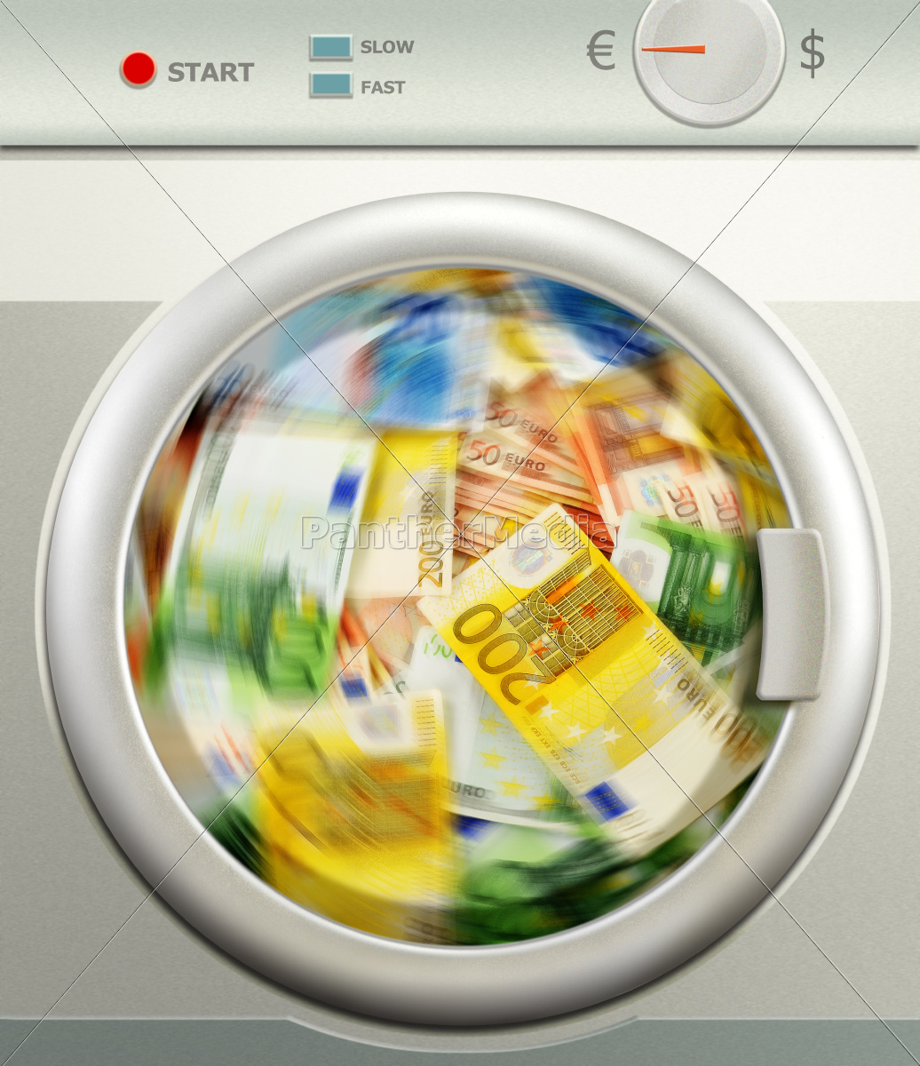 money, laundering., euro, european, currency - 10321319