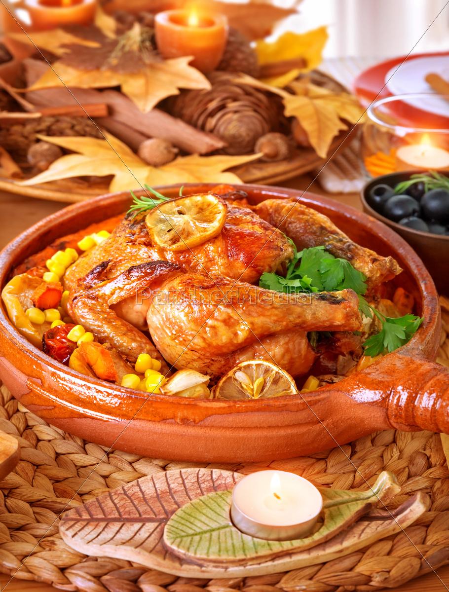 thanksgiving, family, dinner - 10321085