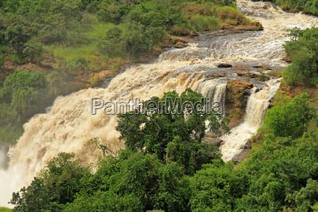 uhuru falls in uganda